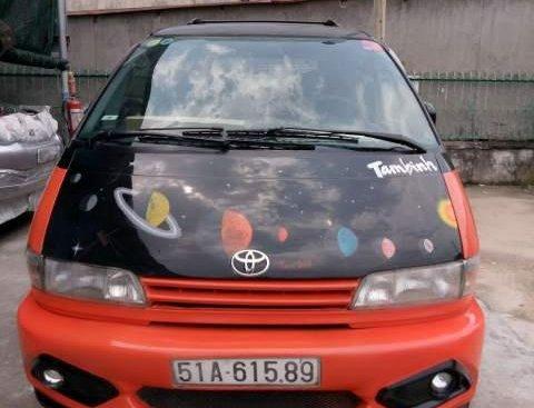 Bán Toyota Previa đời 1992, nhập khẩu, chính chủ, 155 triệu