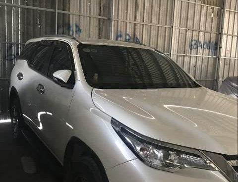 Bán xe Toyota Fortuner năm 2017, màu trắng, xe nhập, giá chỉ 965 triệu