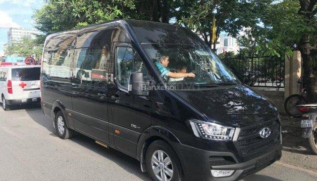 Hyundai Solati Thanh Hóa 2019, đủ màu, chỉ 300tr, vay 80%, LH: 0947371548