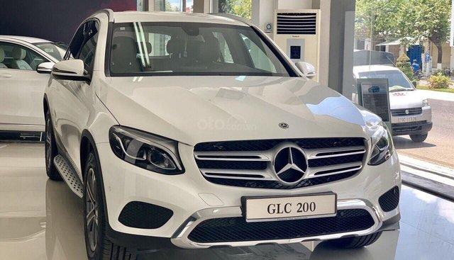 [Nha Trang] Mercedes GLC200 ưu đãi thuế trước bạ 10%, đủ màu, giao ngay, LH 0987313837