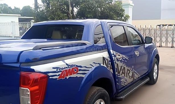 Cần bán lại xe Nissan Navara EL 2.5AT 2WD 2016, màu xanh lam, nhập khẩu xe gia đình