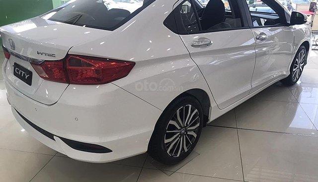 Bán xe Honda City 1.5TOP 2019, màu trắng