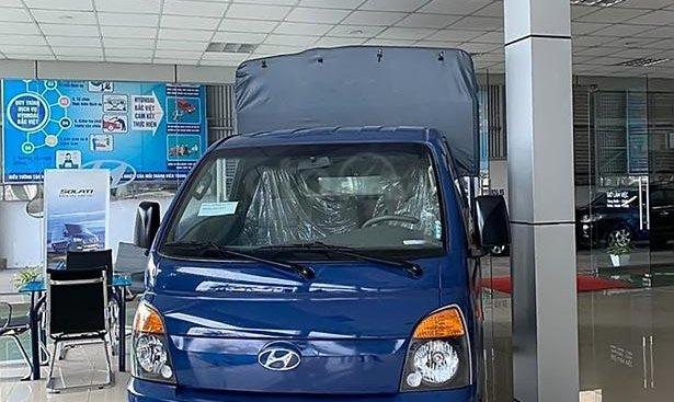 Cần bán xe Hyundai Porter H 150 năm sản xuất 2019, màu xanh lam, giá tốt