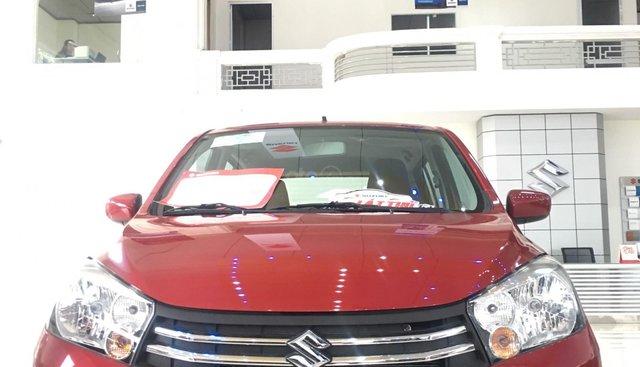 Bán Suzuki Celerio số tự động, màu đỏ, giá chỉ 359 triệu