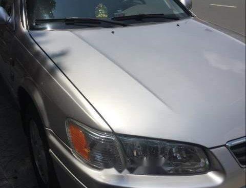 Bán ô tô Toyota Camry MT sản xuất 2000, nhập khẩu nguyên chiếc, xe đẹp