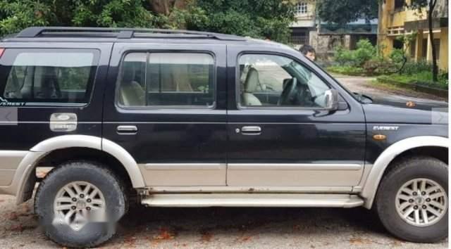 Cần bán gấp Ford Everest sản xuất 2005 số sàn