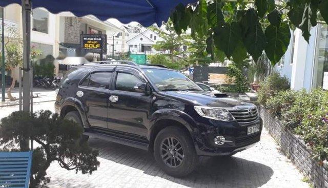 Chính chủ bán Toyota Fortuner sản xuất năm 2016, nhập khẩu nguyên chiếc