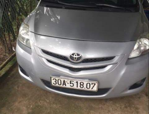 Cần bán xe Toyota Vios năm 2008, màu bạc, 285 triệu