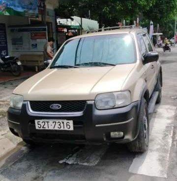 Bán Ford Escape năm 2002, nhập khẩu chính chủ giá cạnh tranh