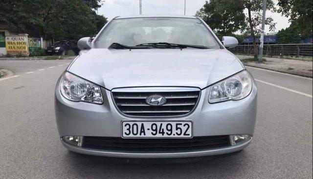 Cần bán Hyundai Elantra 2009, màu bạc, xe nhập chính chủ, 228tr