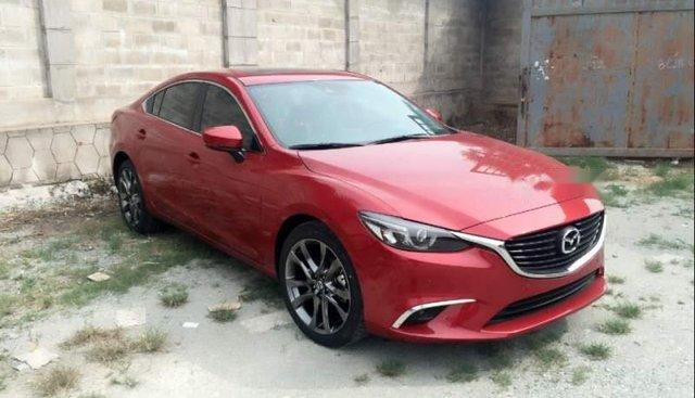 Bán Mazda 6 đời 2018, màu đỏ giá cạnh tranh