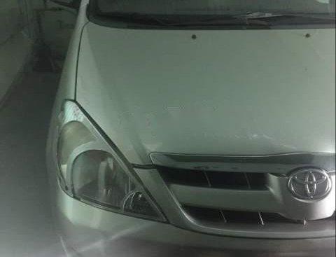 Bán Toyota Innova G sản xuất 2008, màu bạc, giá tốt