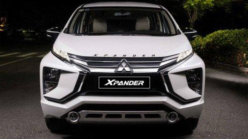 Cần bán Mitsubishi Xpander 1.5 AT sản xuất năm 2019, màu trắng