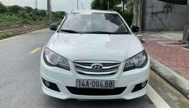 Bán Hyundai Avante sản xuất năm 2013, màu trắng