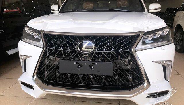 Bán Lexus LX570 Super Sport 2019, nhập nguyên chiếc từ trung đông, mới 100%, xe giao ngay