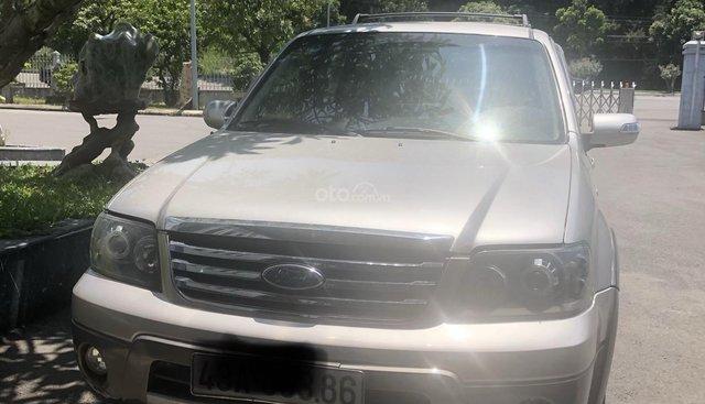 Bán ô tô Ford Escape năm sản xuất 2008, màu bạc