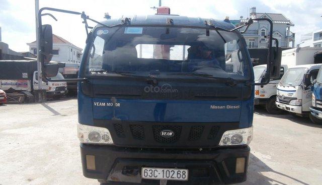Cần bán Veam cẩu VT650MB, màu xanh