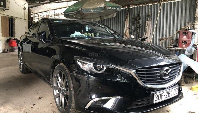 Bán Mazda 6 2.5 Premium SX 2017