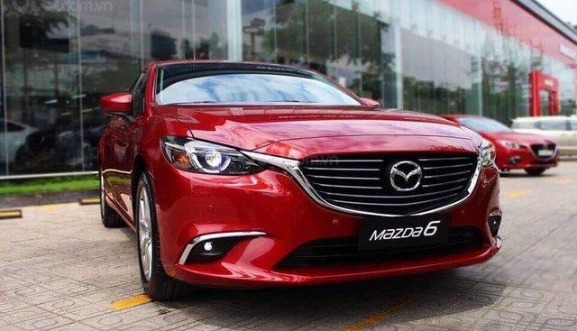 [Mazda Hà Đông] Mazda 6 2.0 ưu đãi lên đến hơn 30tr, sẵn xe đủ màu. Liên hệ 0938.808.704