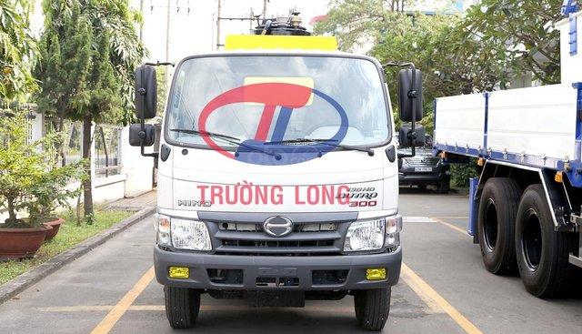 Xe bồn dầu tổng tải 8.250kg | Hino XZU342LTKD3 (nhập khẩu) kèm ưu đãi