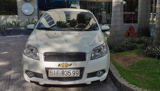 Gia đình cần bán Chevrolet Aveo LTZ 2016
