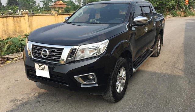 Bán ô tô Nissan Navara EL đời 2018, sx 2017 màu đen, nhập khẩu nguyên chiếc, 555tr