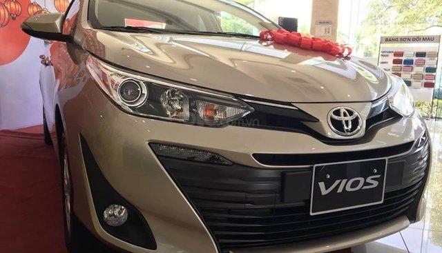 Toyota Vios 2019 trả góp mới nhất tại Hải Dương. Gọi ngay 0976394666