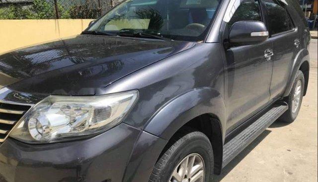 Cần bán Toyota Fortuner năm 2012, nhập khẩu nguyên chiếc, xe gia đình