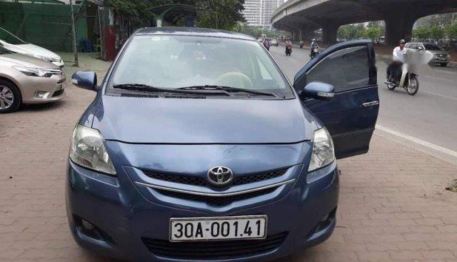 Cần bán lại xe Toyota Vios năm 2008, xăng 6.5 lít /100km