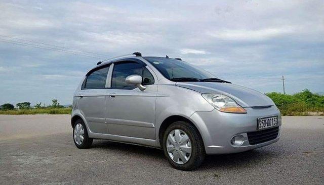 Cần bán Chevrolet Spark Van sản xuất năm 2011, màu bạc
