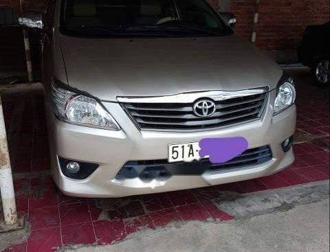 Bán xe Toyota Innova đời 2012, giá chỉ 430 triệu