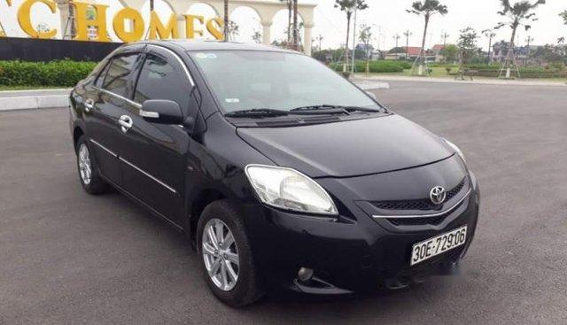 Bán Toyota Vios năm sản xuất 2009, màu đen