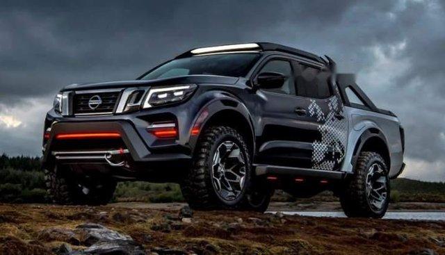 Cần bán xe Nissan Navara EL Premium đời 2019, xe nhập, giá 625tr