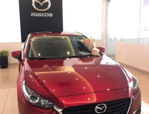 Bán xe Mazda 3 sản xuất năm 2019, màu đỏ, nhập khẩu