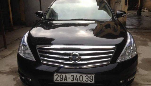 Chính chủ bán Nissan Teana sản xuất 2011, màu đen, xe nhập