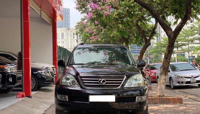 Bán Lexus GX 470 SX 2008 nhập Mỹ nguyên chiếc- bao check hãng