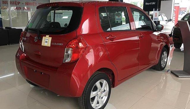 Bán ô tô Suzuki Celerio 1.0 AT đời 2019, màu đỏ, xe nhập, 359 triệu