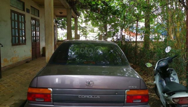 Bán xe Toyota Corolla sản xuất năm 1996, nhập khẩu chính chủ