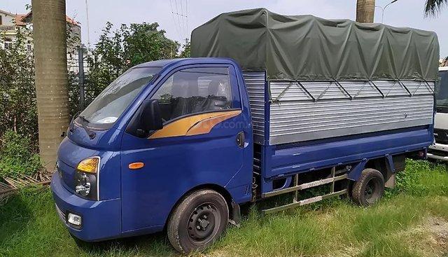 Bán Hyundai Porter H150 đời 2018, màu xanh lam, giá 380tr