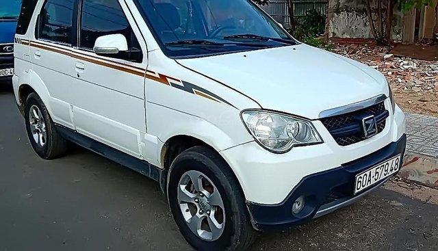 Bán Zotye Z300 2011, màu trắng, nhập khẩu nguyên chiếc