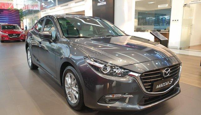 Mazda 3 new - ưu đãi 25 triệu - trả trước 210 triệu