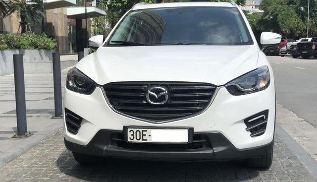 Bán Mazda CX 5 2.5AT năm 2017, màu trắng