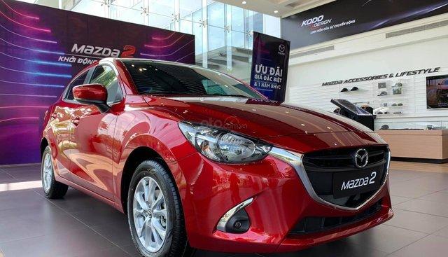 Mazda 2 New nhập Thái - Ưu đãi tốt nhất, trả trước 170 triệu
