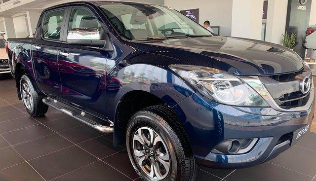 Mazda BT50 new nhập Thái - ưu đãi 50 triệu, trả trước 160 triệu