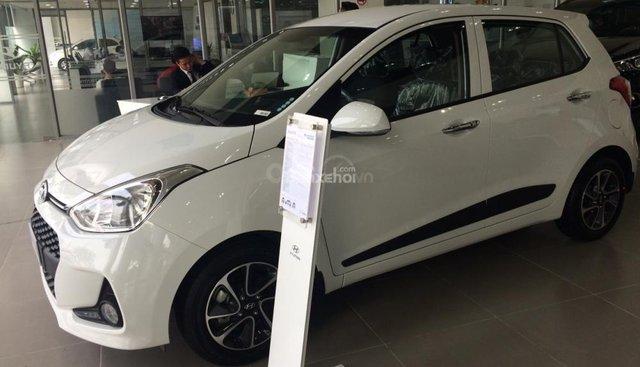 Hyundai Grand I10 năm 2019, sẵn xe giao ngay, khuyến mại quà tặng hấp dẫn. LH Mr Quang: 0907.239.198 - 0949.898.485