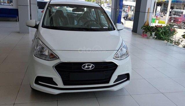 Bán xe Hyundai Grand i10 sản xuất năm 2019, giá 350 triệu sập sàn tại Cần Thơ