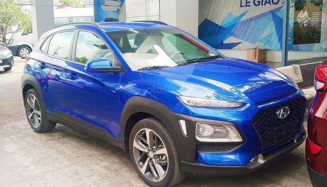 Bán Hyundai Kona 2019 ưu đãi 25tr, sẵn xe giao ngay đủ màu, LH 0907321001