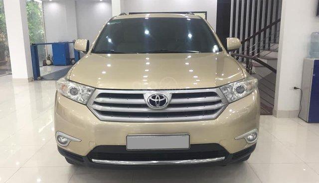 HOT: Toyota Highlander sx 2011 cực mới, lành, tiết kiệm, giữ giá