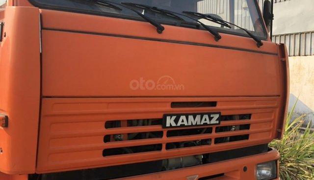 Bán Kamaz Ben sản xuất 2015, xe nhập, 464 triệu