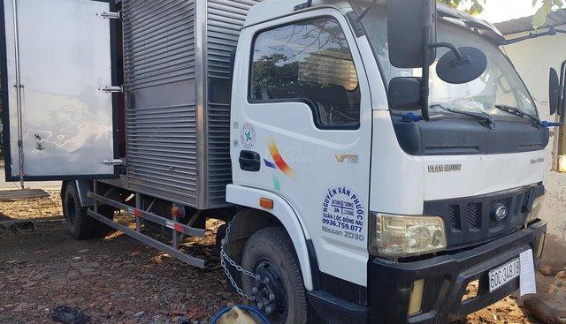 Ngân hàng thanh lý bán đấu giá xe tải thùng kín Veam VT735 SX 2016